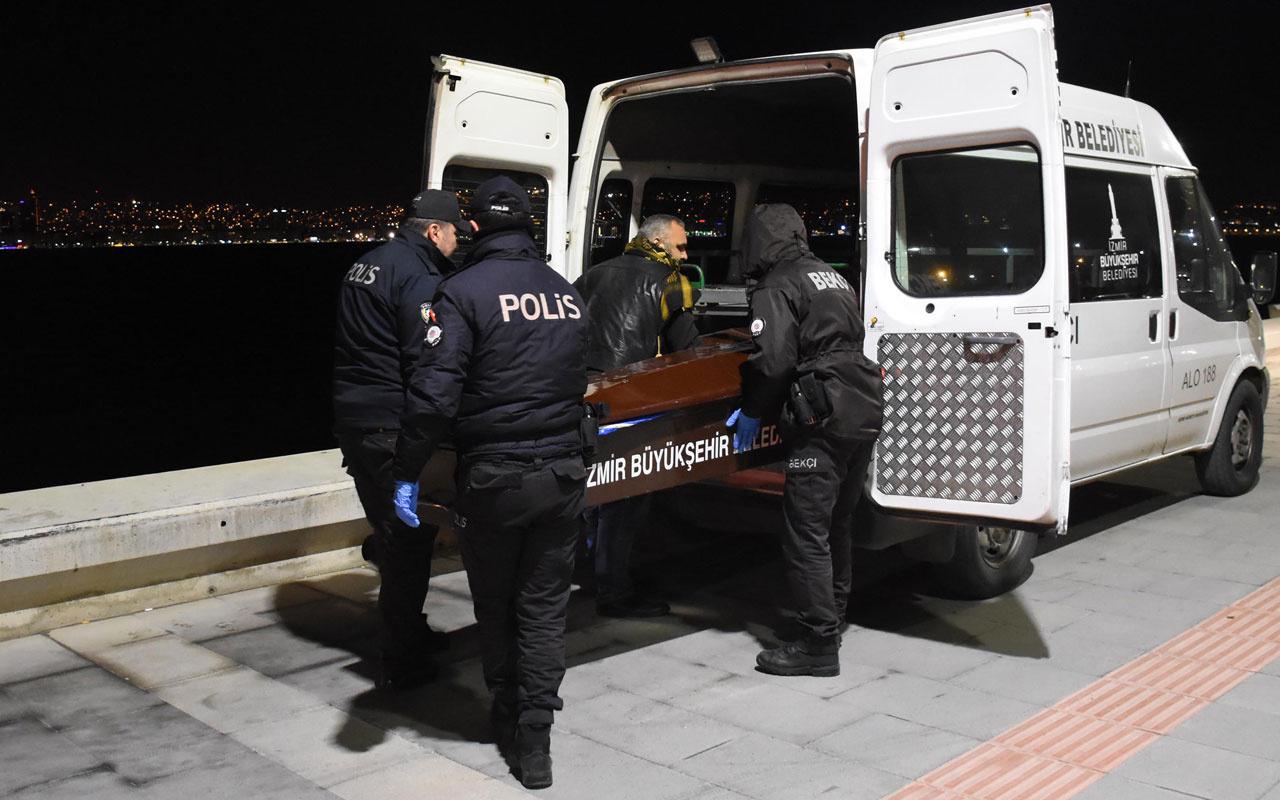 İzmir'de uzman Çavuş deniz kenarında intihar etti