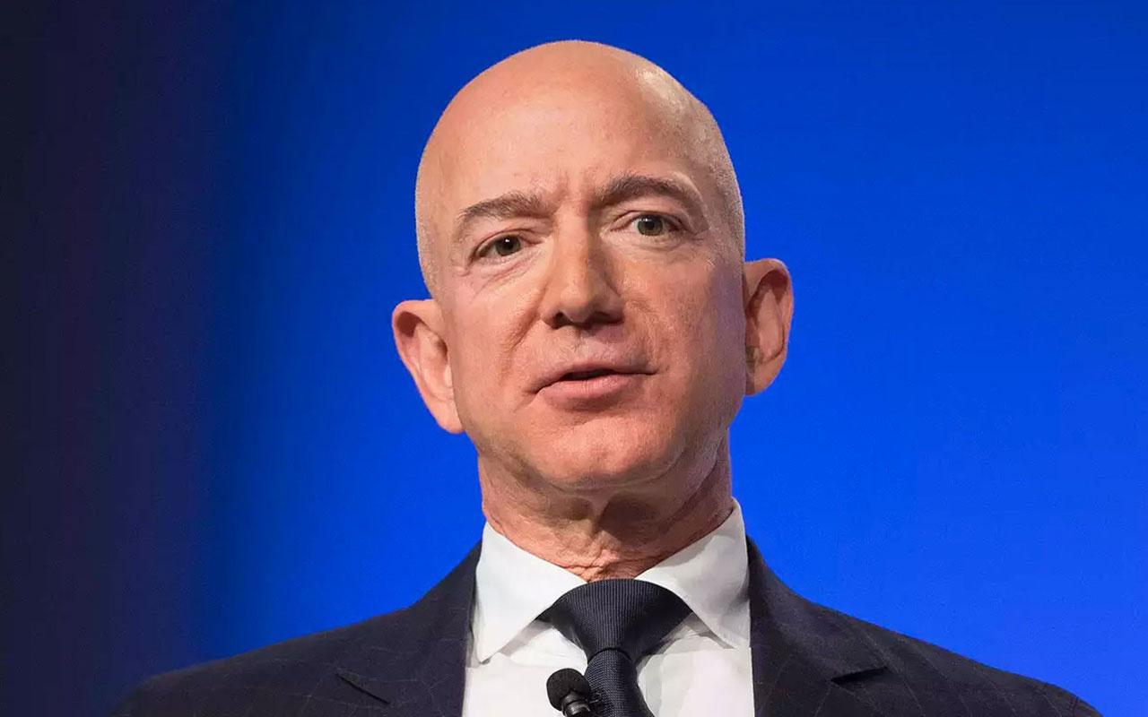 Amazon'un kurucusu Jeff Bezos en zengin unvanını Bernard Arnault'a kaptırdı!