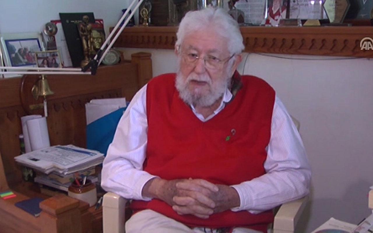 TEMA Vakfı kurucusu Toprak Dede lakaplı Hayrettin Karaca vefat etti