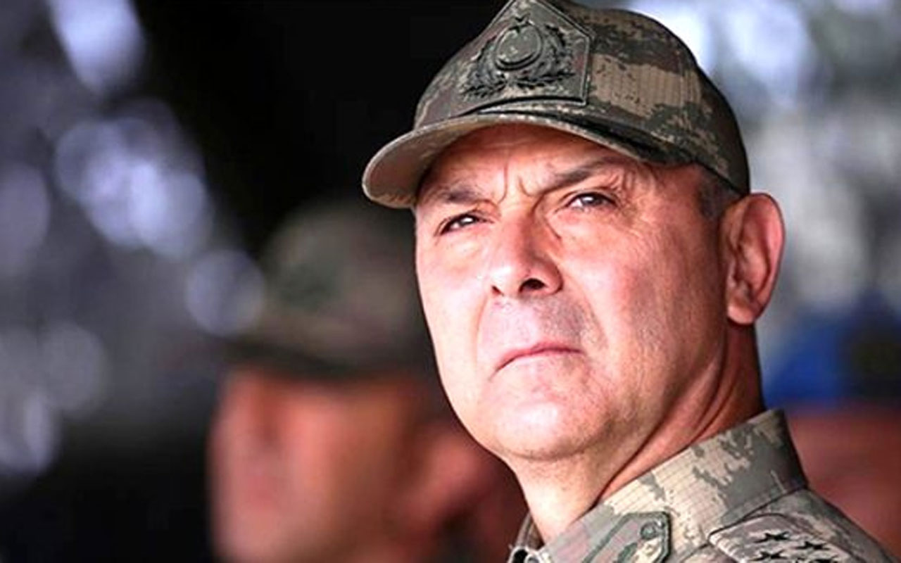Eski Korgeneral Metin İyidil hakkında MİT'in 'çok gizli' mektubu ortaya çıktı