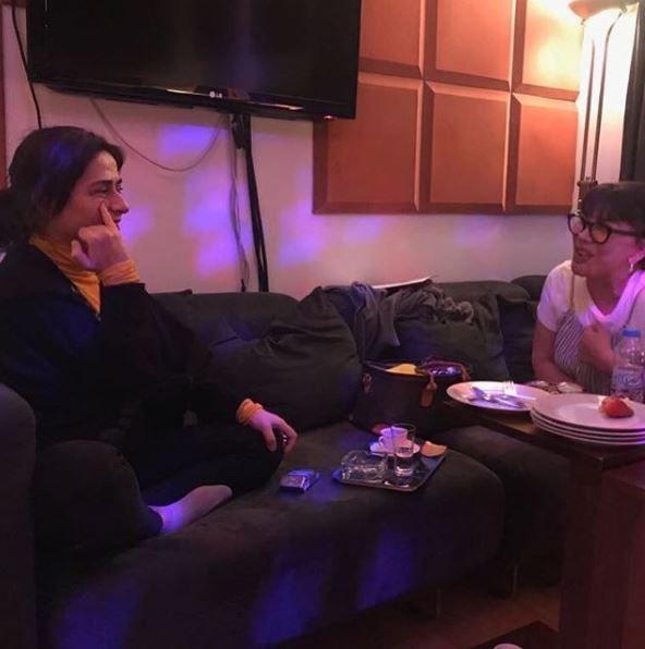 Yıldız Tilbe Sezen Aksu ile proje sorusuna: 'Ben de sabırsızlıkla bekliyorum'!