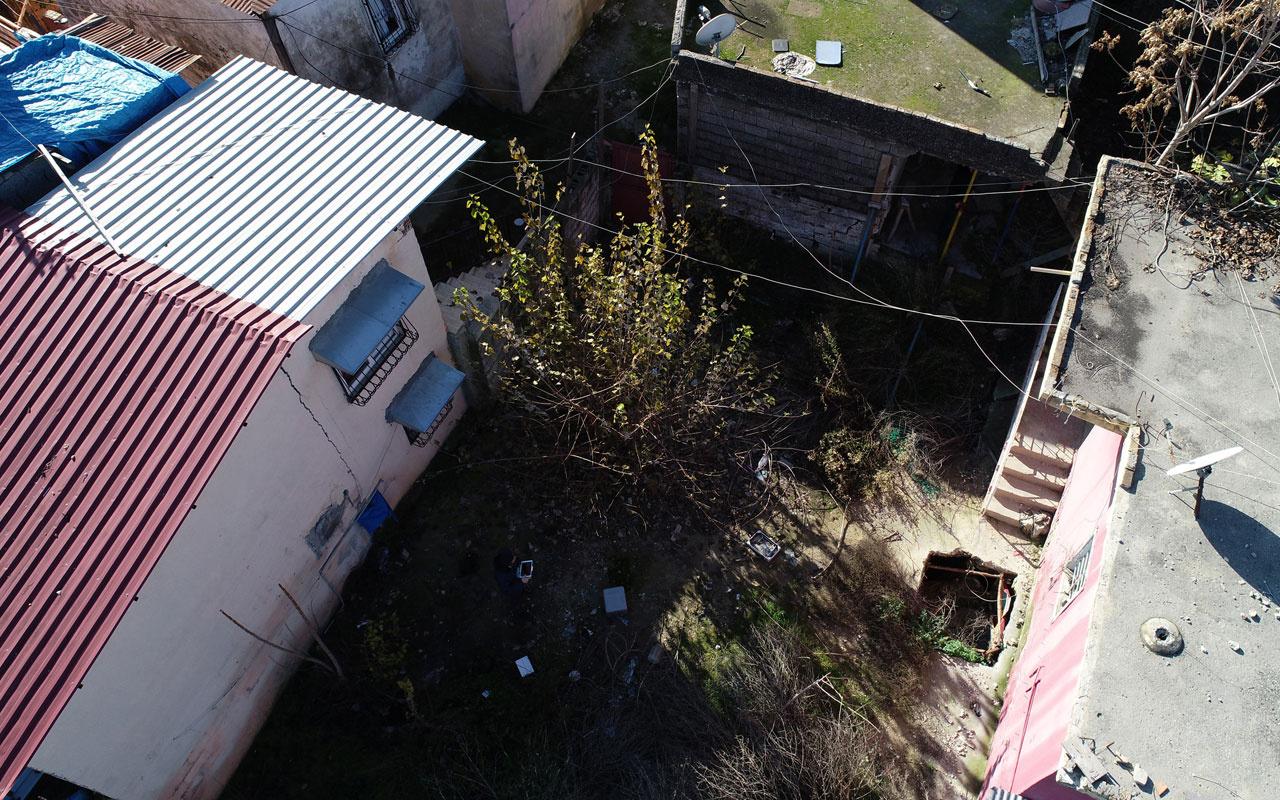 Mersin Tarsus'ta MİT gözetiminde 1 yıl kazı yapılan 'gizemli ev' bakın ne halde!