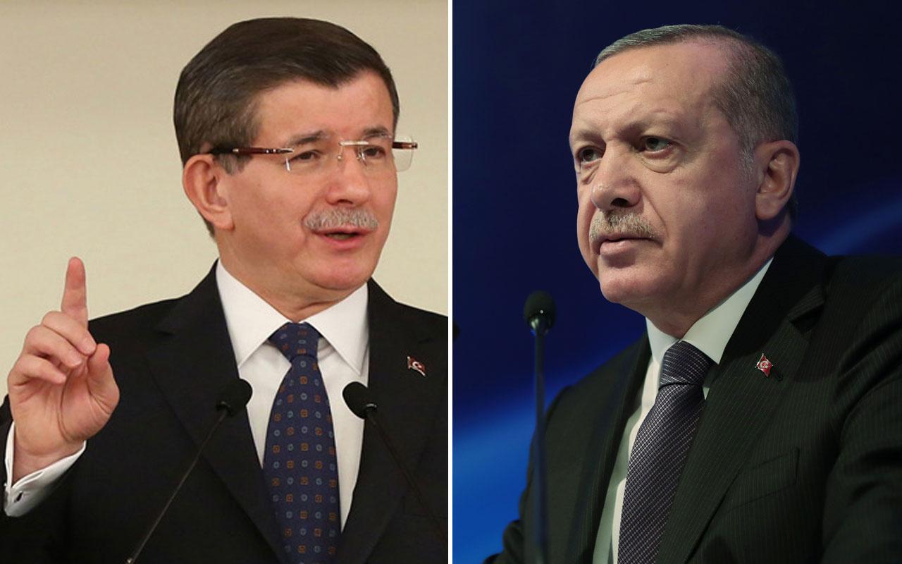 Ahmet Davutoğlu Cumhurbaşkanı Erdoğan'a akıl verdi! Onu görevden alırdım