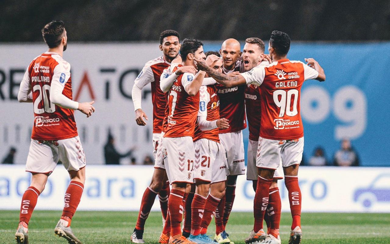 Sporting Lizbon, Portekiz Lig Kupası'ndan elendi
