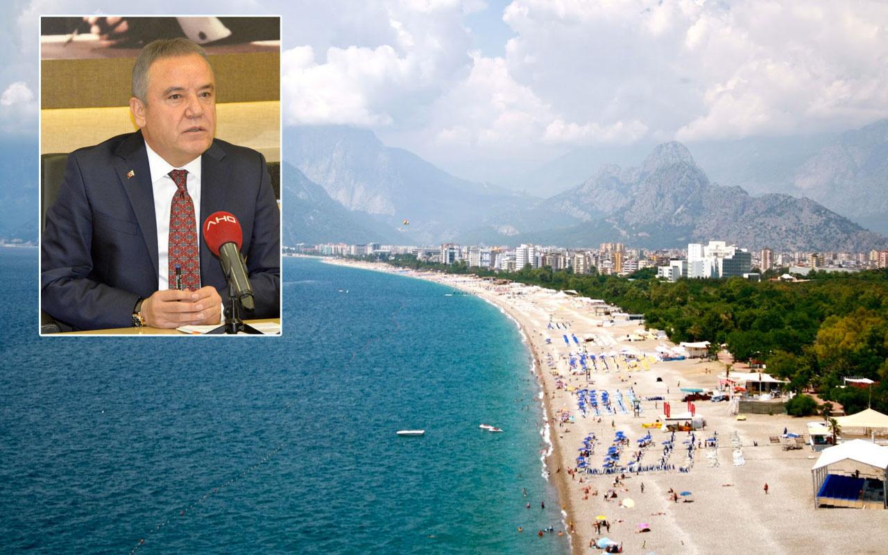 Hülya Koçyiğit'in damadına Antalya şoku! Muhittin Böcek herşeyi iptal etti