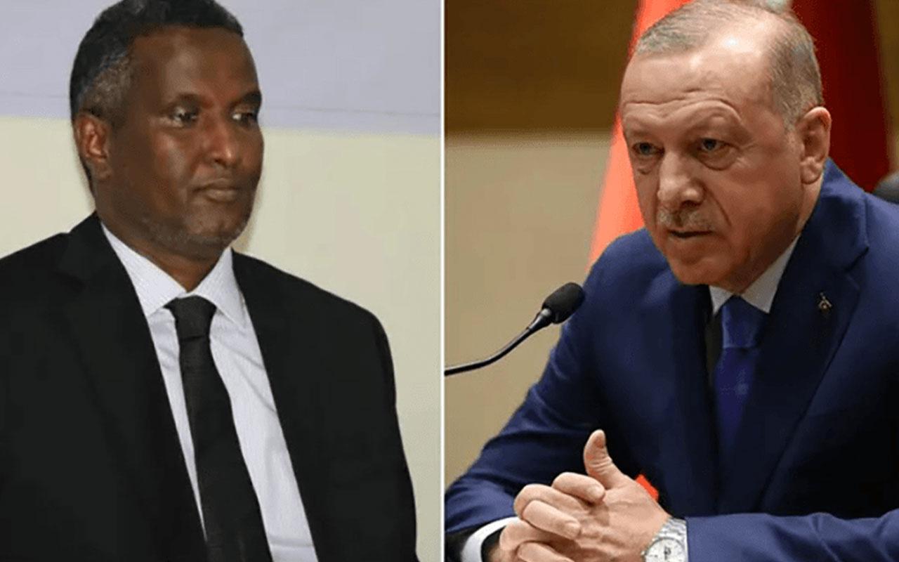 Somalili muhalif siyasetçiden Türkiye'ye küstah sözler: Kendi halkı ağzının payını verdi