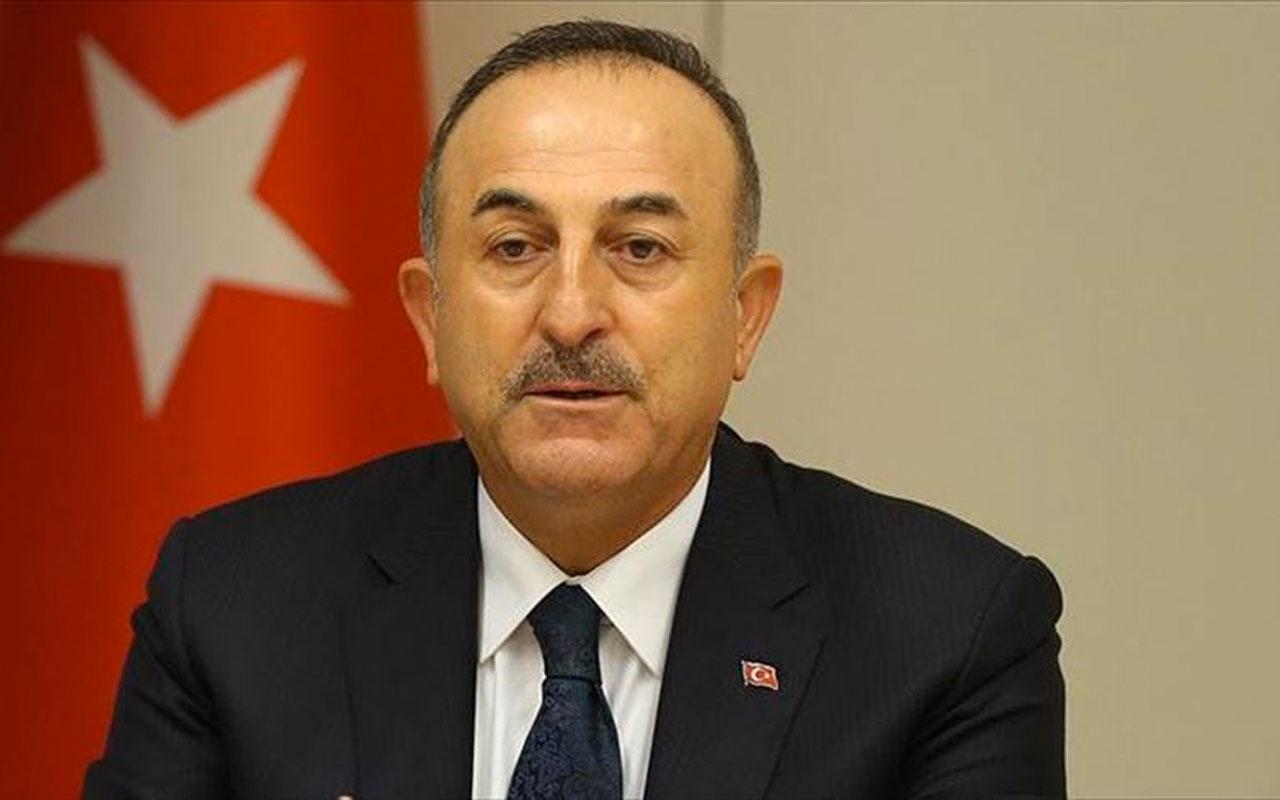 Dışişleri Bakanı Mevlüt Çavuşoğlu'ndan Rusya'ya İdlib çağrısı