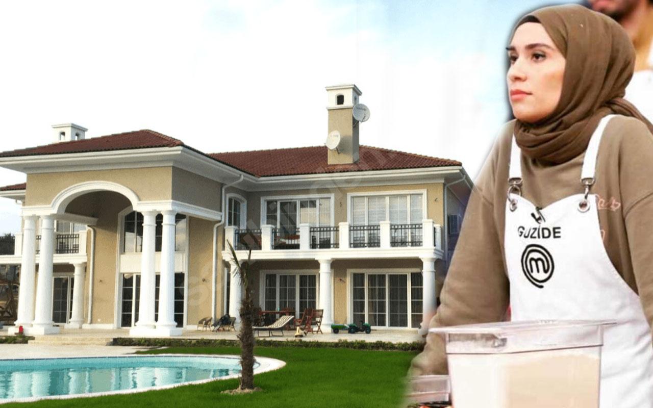 7 milyonluk villasını satan MasterChef Güzide Mertcan kiraya çıktı