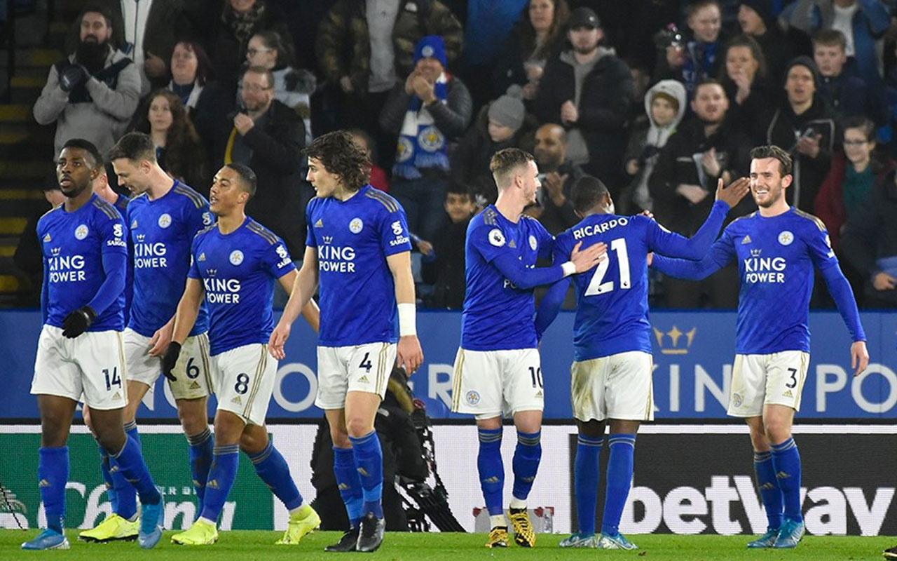 Çağlar'lı Leicester City West Ham United'ı 4'ledi