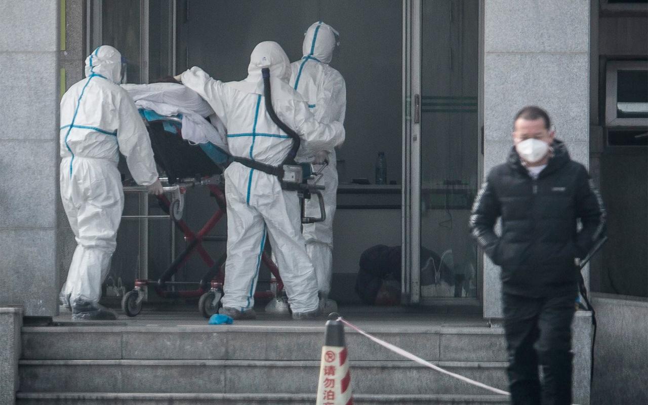 Koronavirüsü Türkiye'ye de mi sıçradı İzmir'de büyük korku
