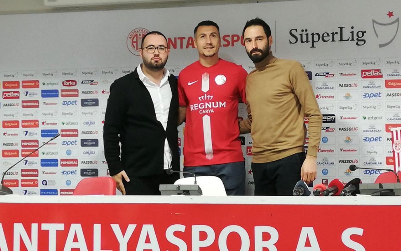 Antalyaspor Adis Jahovic'i kadrosuna kattı