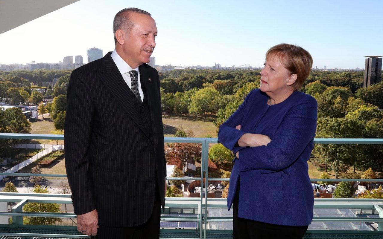 Rum liderden Merkel'e Türkiye mesajı