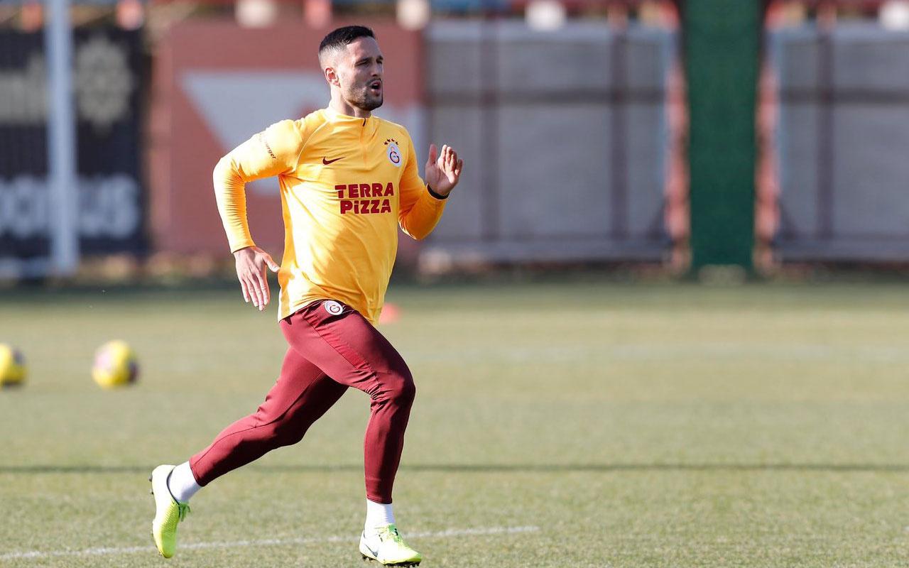 Galatasaray'da Florin Andone sevinci