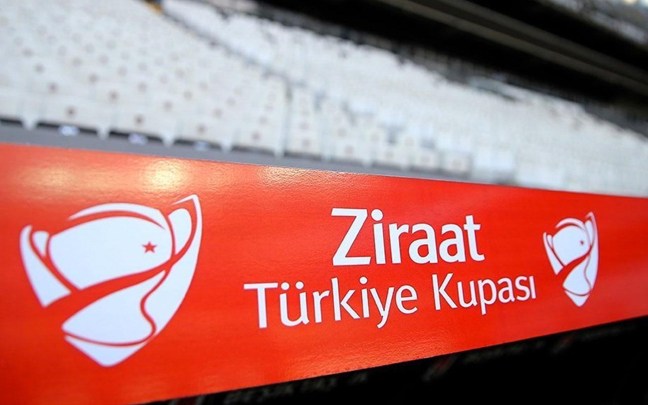 İşte Fenerbahçe Galatasaray ve Trabzonspor'un kupadaki rakipleri