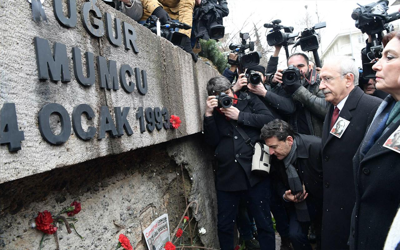 Uğur Mumcu anma etkinlikleri! Kemal Kılıçdaroğlu: O düşünceleriyle yaşadı