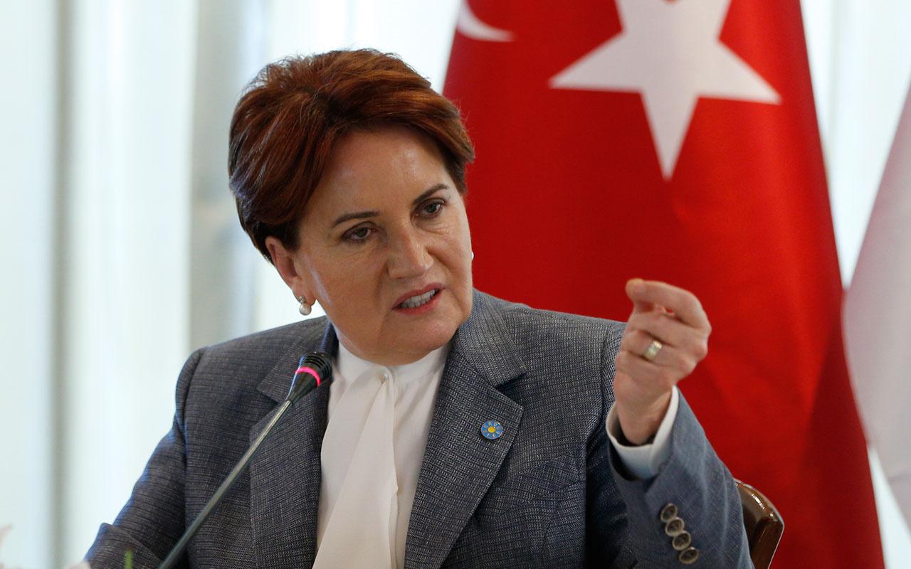 Meral Akşener'in cumhurbaşkanı adayı olacak mısınız sorusuna yanıtı dikkat çekti