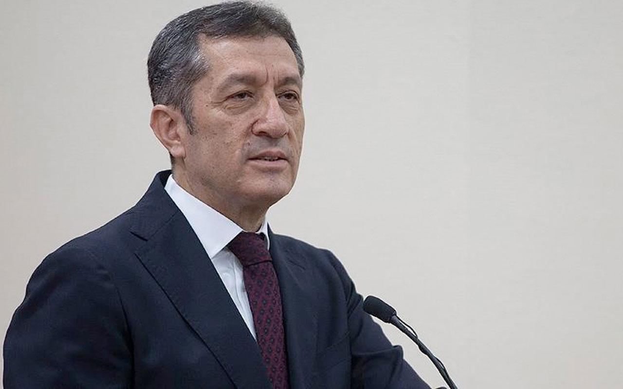 Milli Eğitim Bakanı Ziya Selçuk 'hayalim' dediği sistemi açıkladı