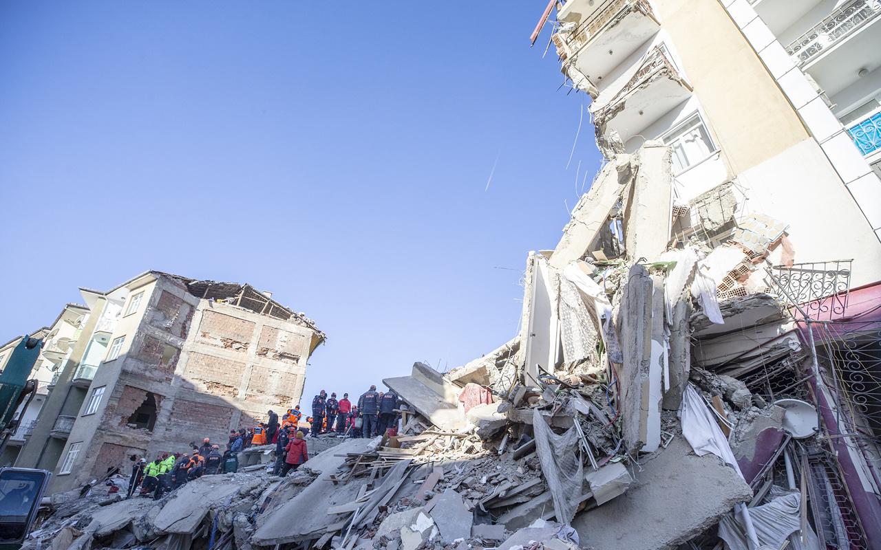 AFAD Elazığ ve Malatya için toplanan toplam yardımı açıkladı