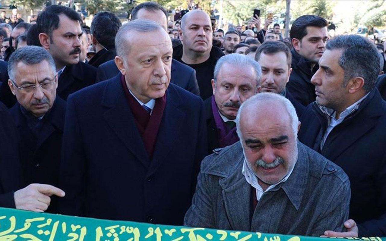 Elazığ'a deprem bölgesine giden Cumhurbaşkanı Erdoğan'dan önemli açıklamalar