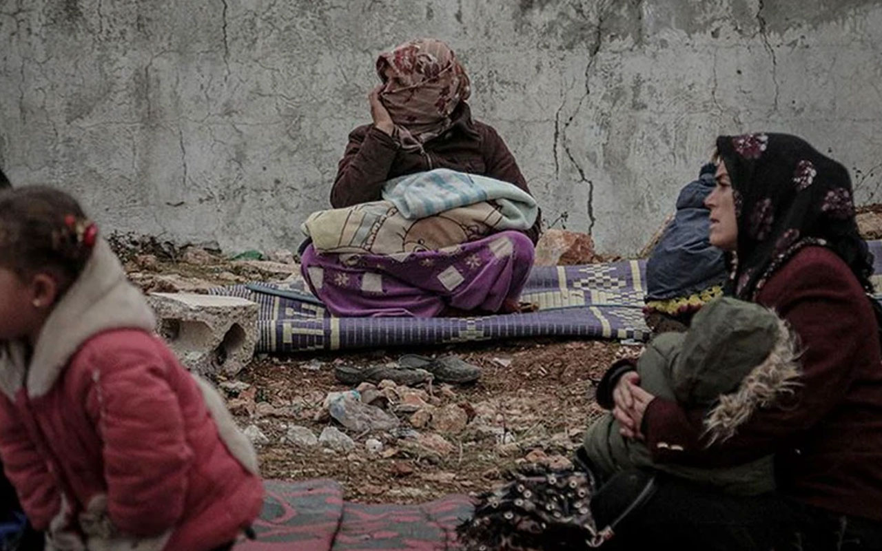 Rakamlar korkutuyor! Suriye sınırına 31 bin sivil daha akın etti