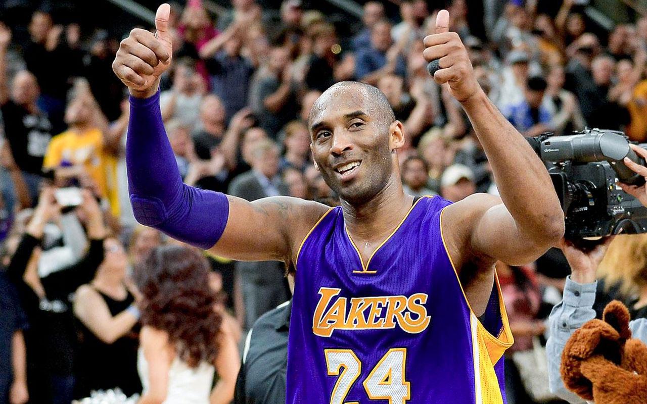 Kobe Bryant'ın unutulmaz kariyeri 20 yılda rekorları altüst etti