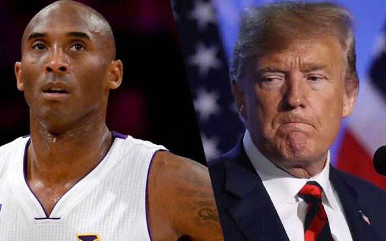 Donald Trump'tan Kobe Bryant'ın ölümüne ilişkin açıklama