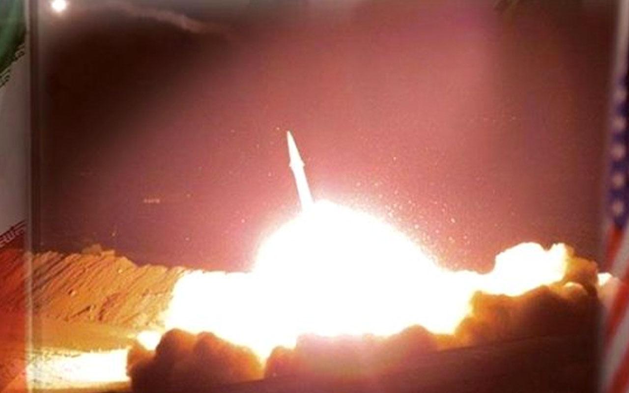 İran'ın öfkesi dinmiyor! Irak'taki ABD Büyükelçiliği'ne roketle saldırdılar: 3 yaralı