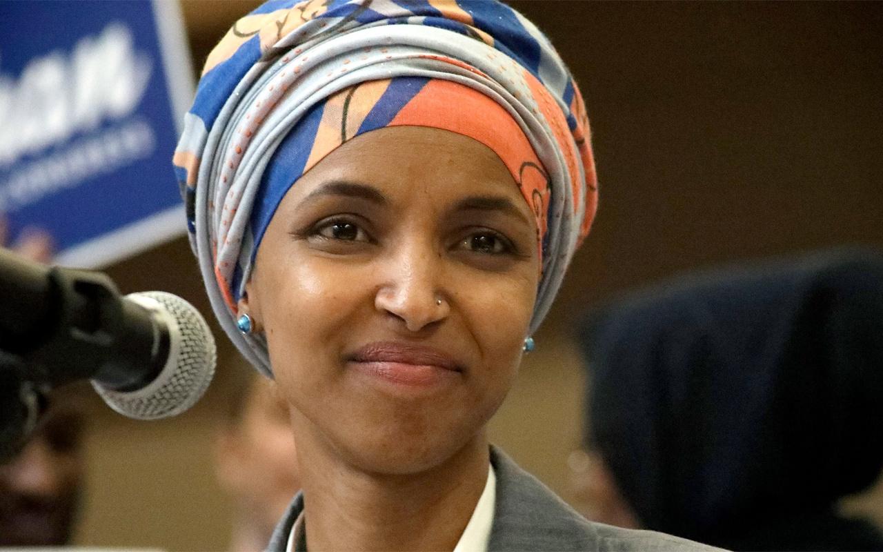 Ünlü siyasetçi İlhan Omar kardeşi ile evlendi! ABD'yi sarsan haber
