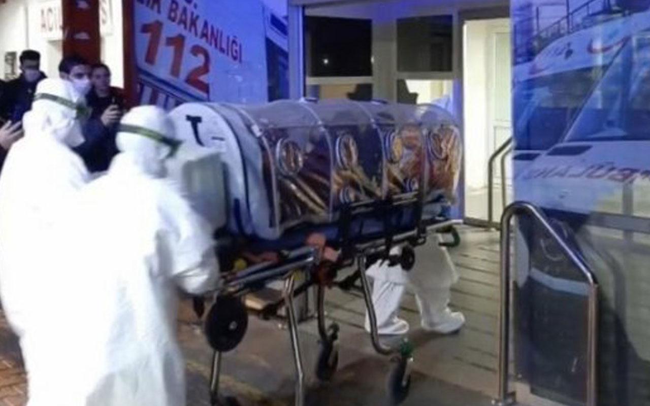İzmir'de koronavirüs şüphesi! 2 Çinli karantinaya alındı