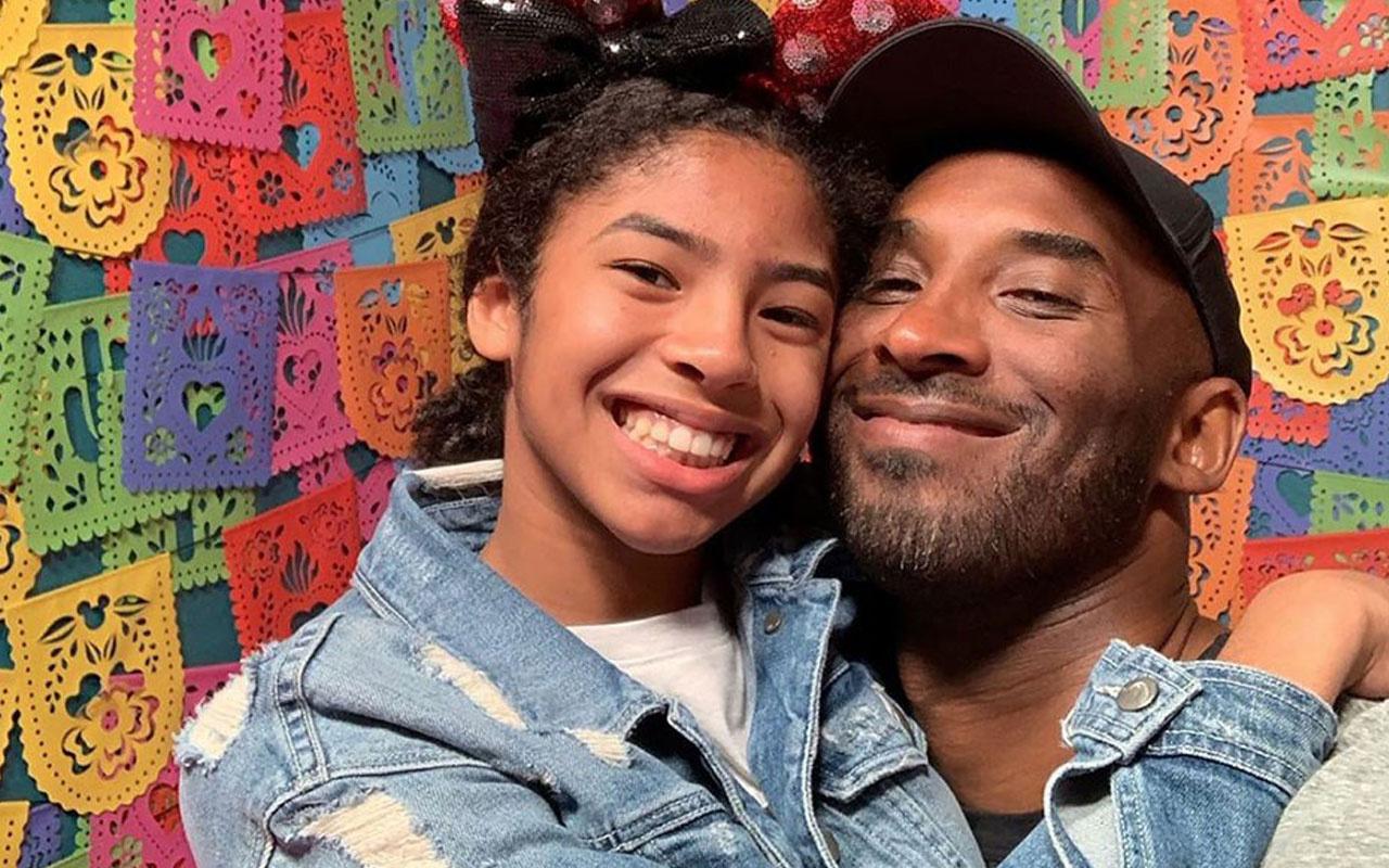 Kobe Bryant'ın ölen kızı Gianna Bryant'la yürek burkan görüntüleri