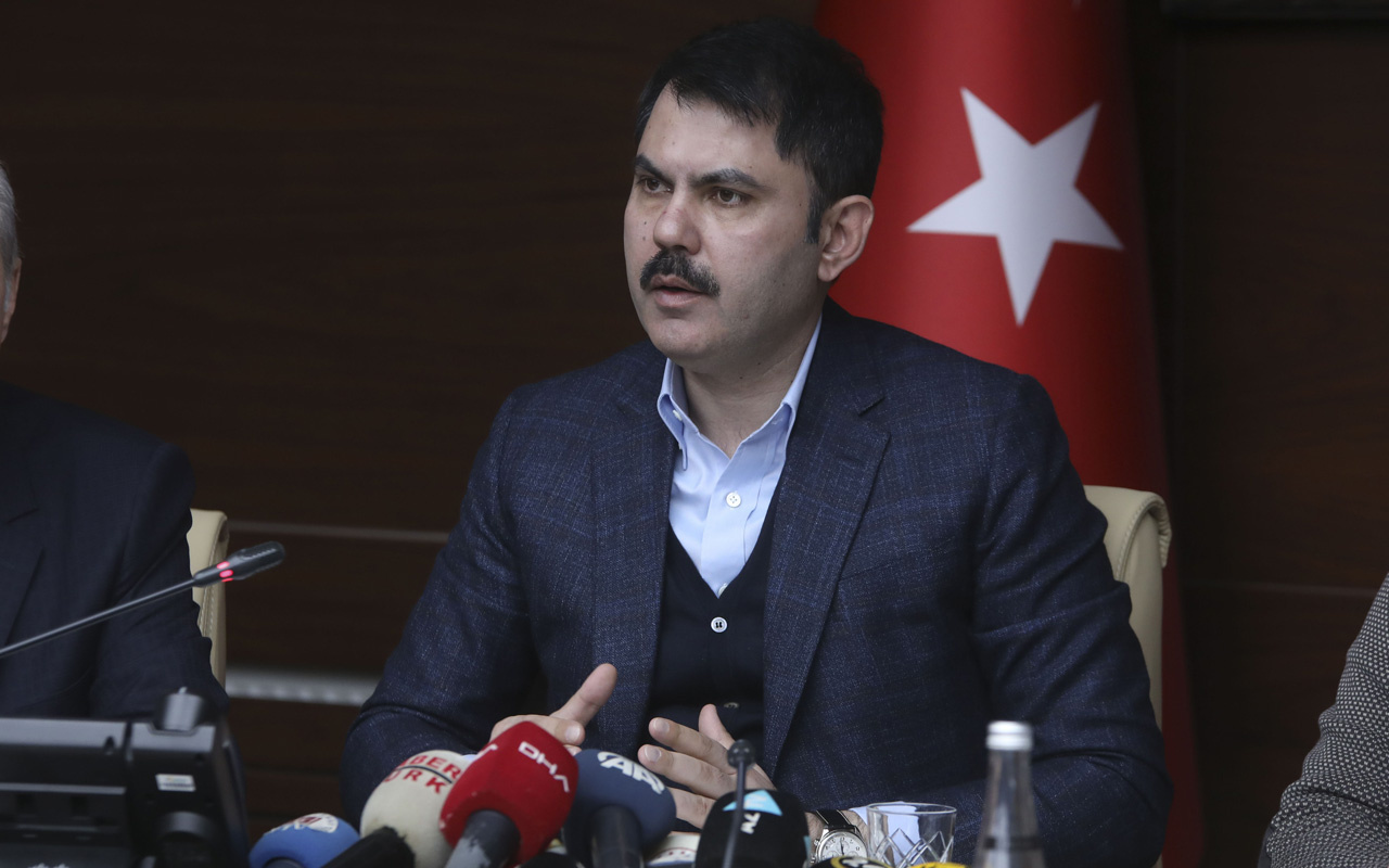 Murat Kurum açıkladı! Elazığ'da 2 bin yeni konut yapımına bugün başlıyor