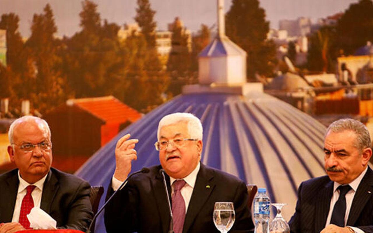 Filistin'den ABD'nin planına jet cevap!