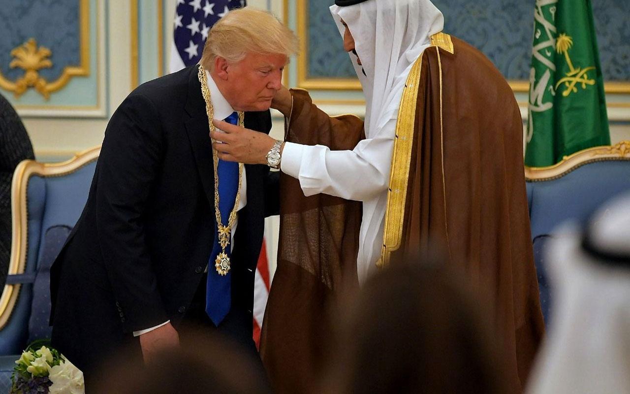 Suudi Arabistan'dan Kudüs'ün işgalini planlayan Yüzyılın Anlaşması'na destek