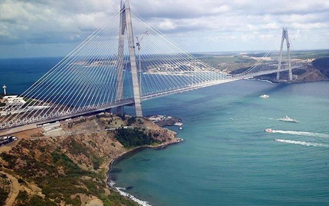 Yavuz Sultan Selim Köprüsü'ndeki hisse devri! KGM'den önemli açıklama