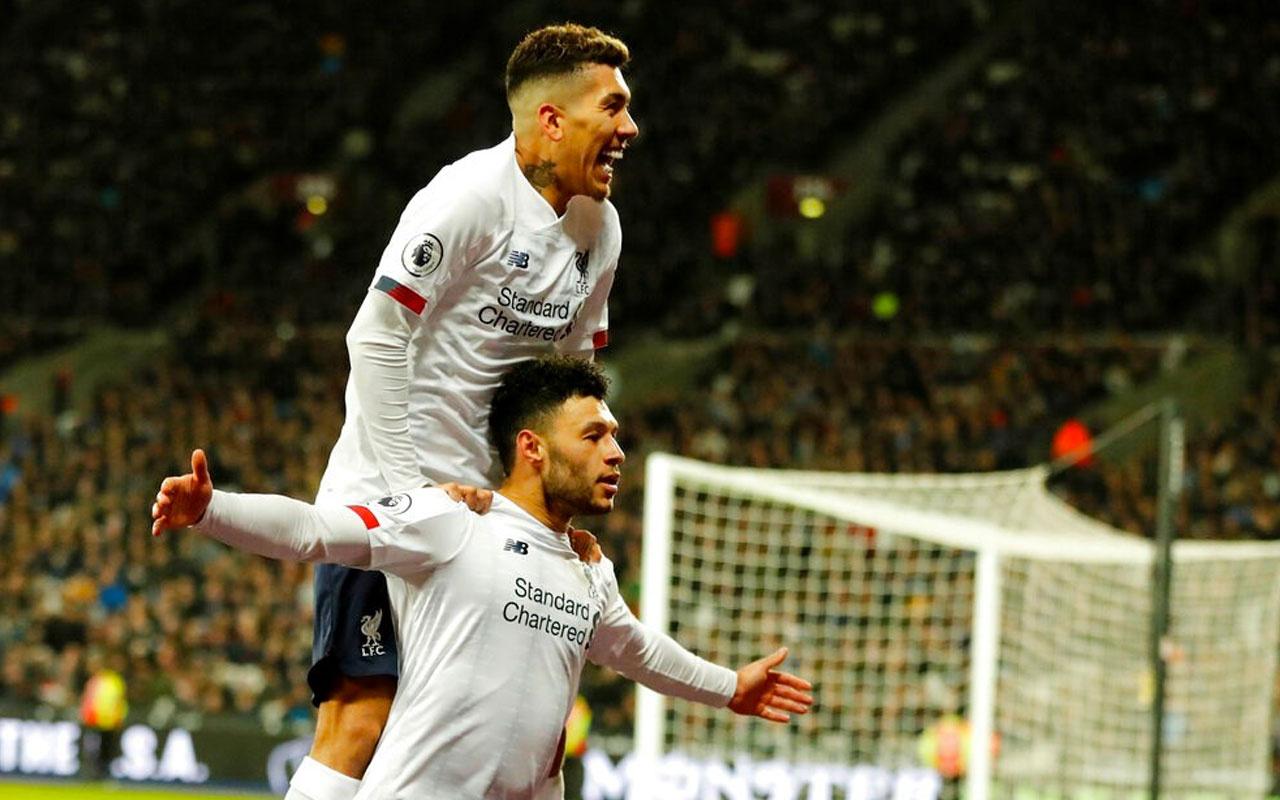 Liverpool'dan Premier Lig'de üst üste 14. galibiyet
