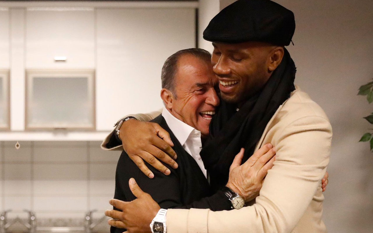 Galatasaray'da Fatih Terim'i çıldırtacak Drogba teklifi