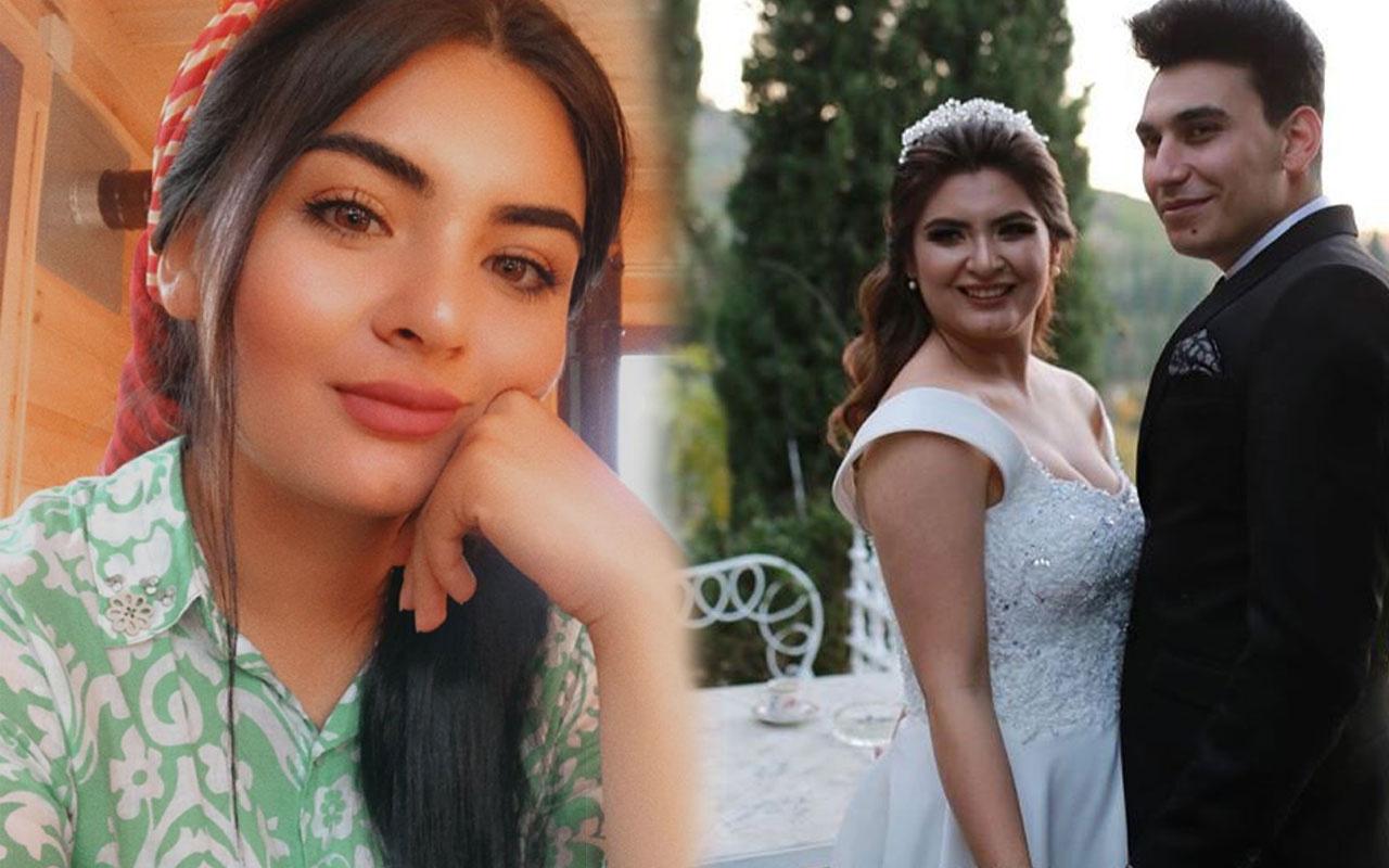 Kemal Ayvaz'la evli olan Hanife Gürdal düğün bombasını patlattı