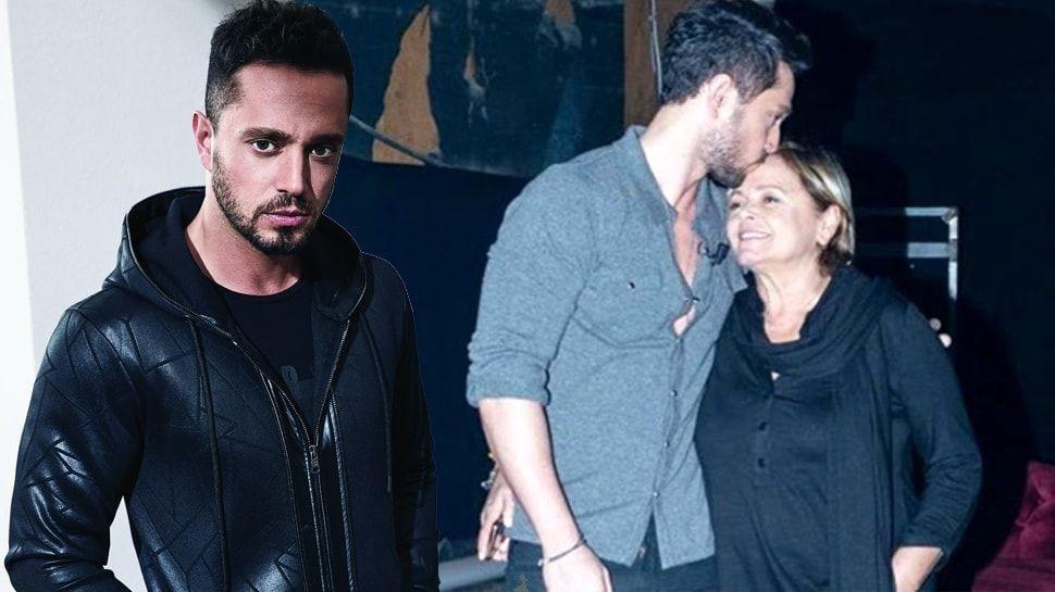 Murat Boz'un annesi hastanelik oldu uçakta kalp spazmı geçirdi
