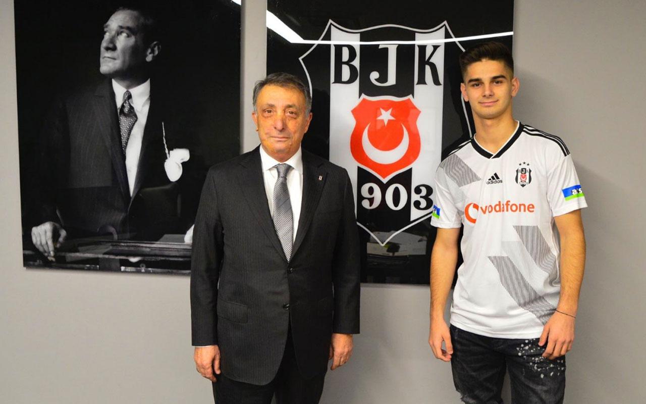Hasic'ten Beşiktaş'a 4,5 yıllık imza