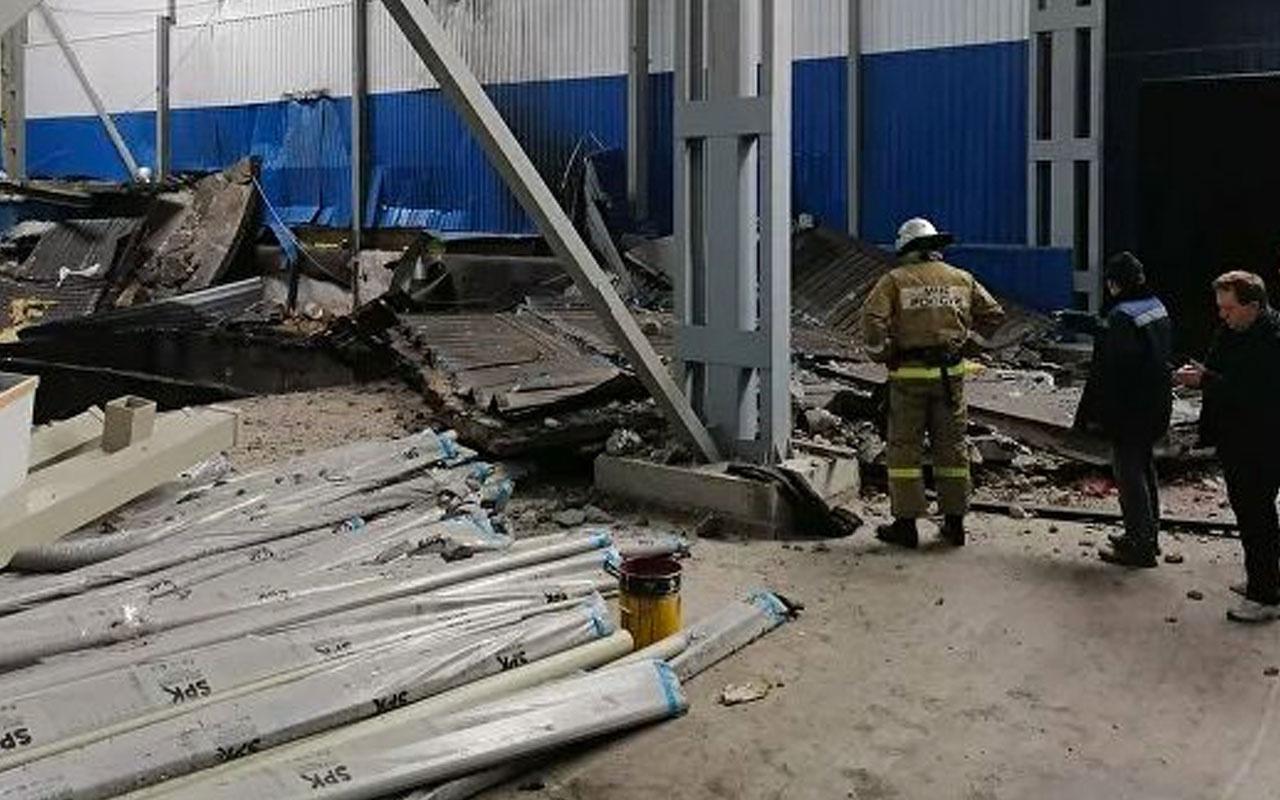 Rusya'da korkunç patlama! 5 Türk hayatını kaybetti