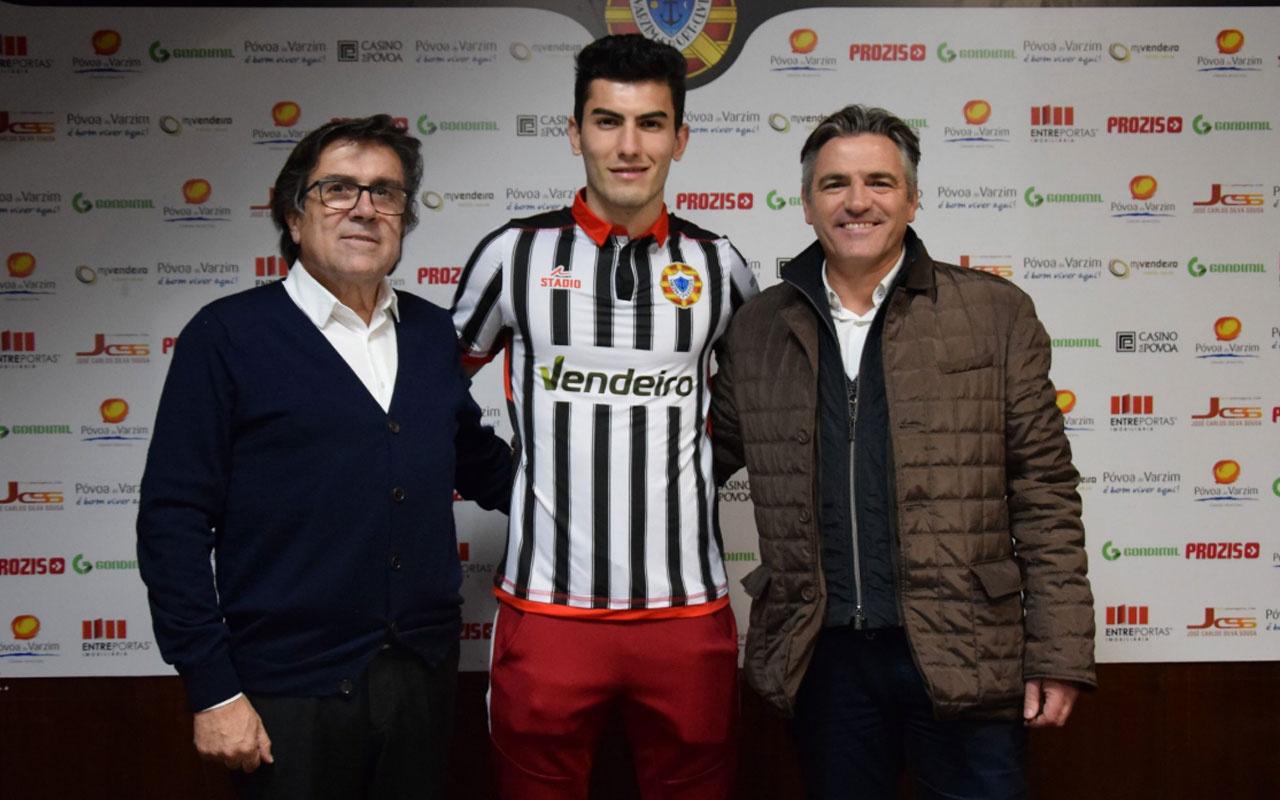 Yusuf Mert Tunç Fenerbahçe'den ayrıldı Portekiz'e gitti