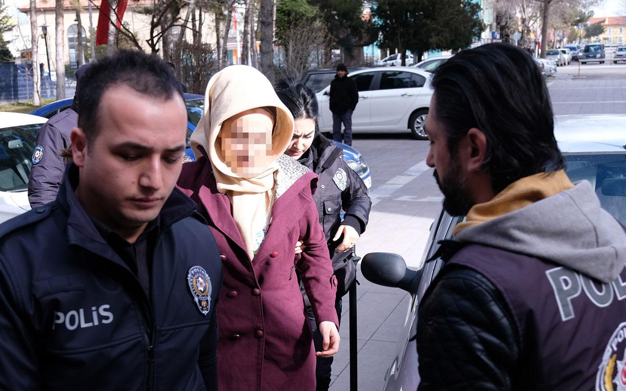 Sevgilisini tuvalette öldüren evli kadının ifadesi şaşkına çevirdi