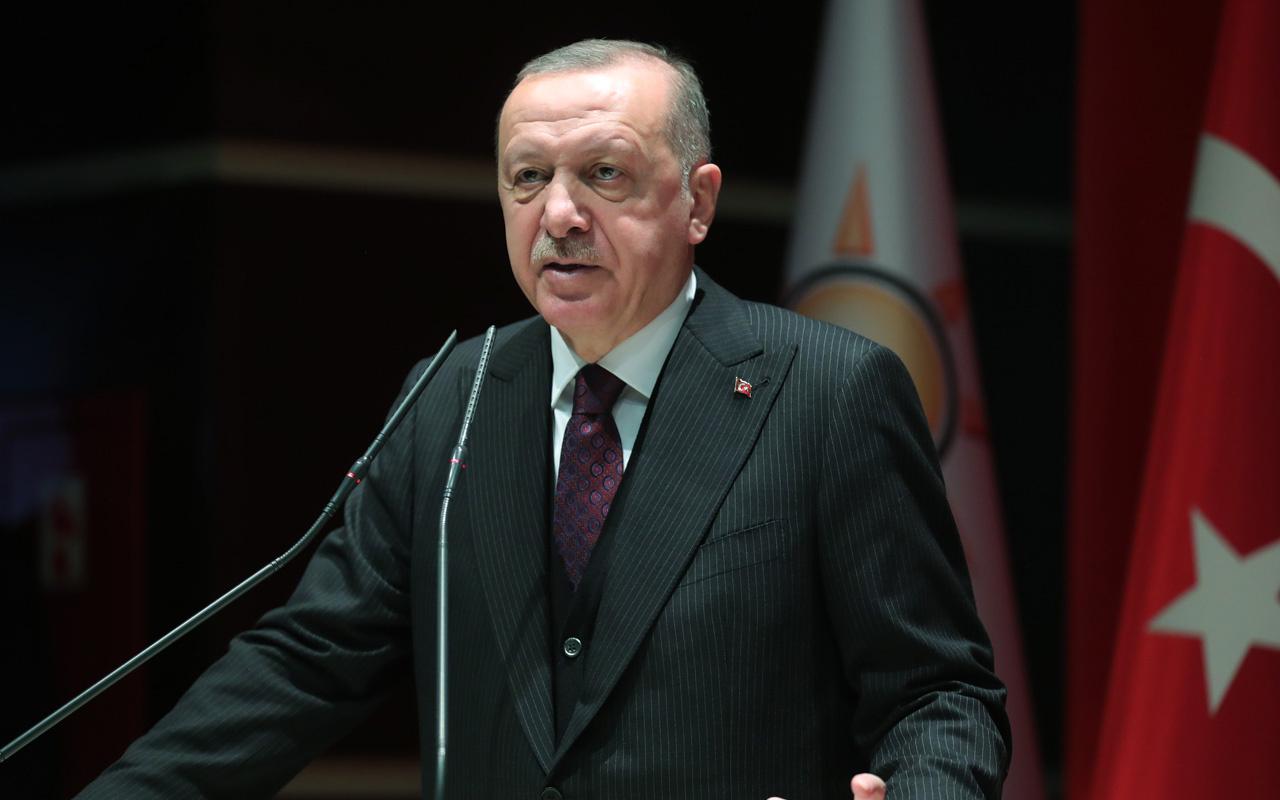 """Erdoğan: """"İdlib'deki duruma seyirci kalmayacağız"""""""