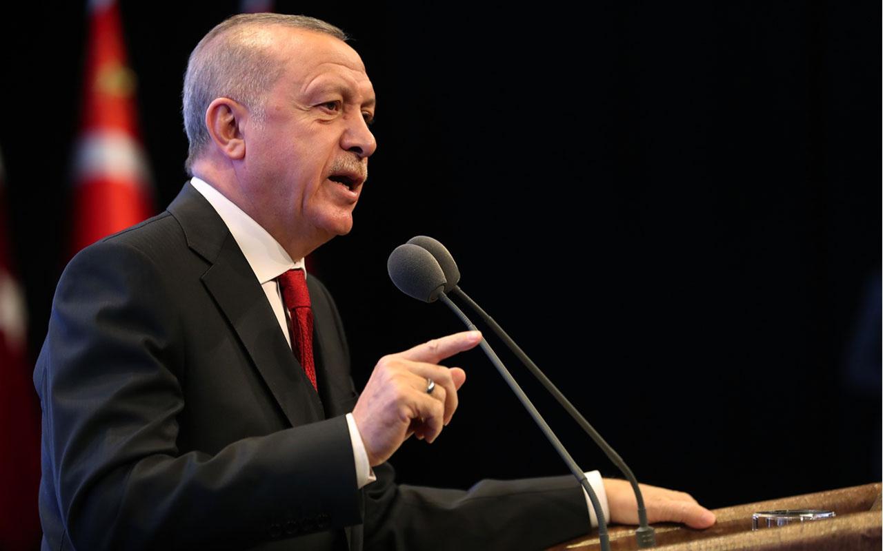 Erdoğan'dan deprem açıklaması! Göğsümü gere gere söylüyorum