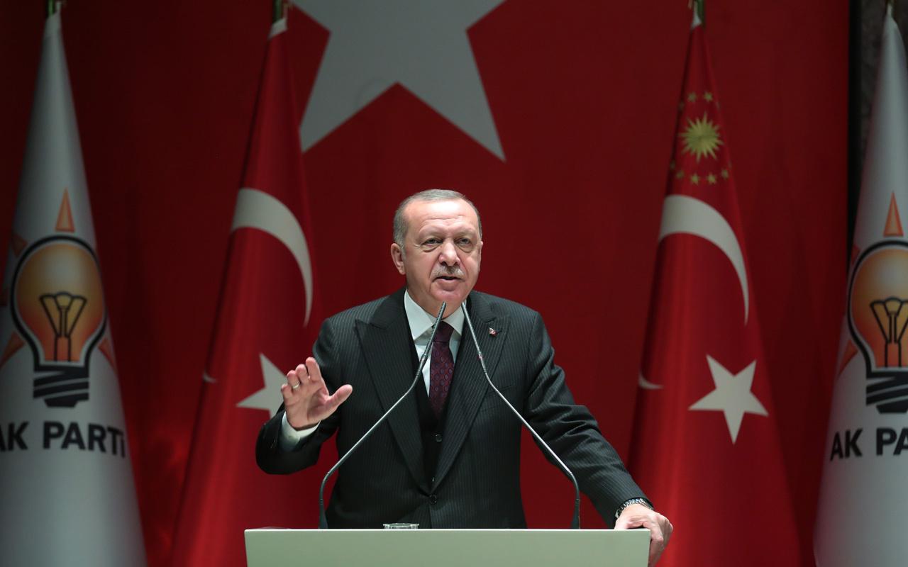 Erdoğan: Kudüs'ü tamamen gasbeden bu planı tanımıyor ve kabul etmiyoruz