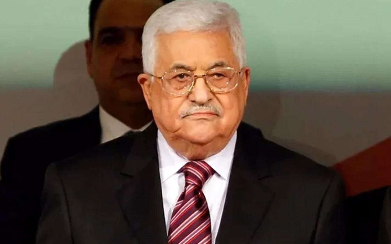 Mahmut Abbas'tan kritik açıklama! Tarihe Kudüs'ü satan biri olarak geçmeyeceğim