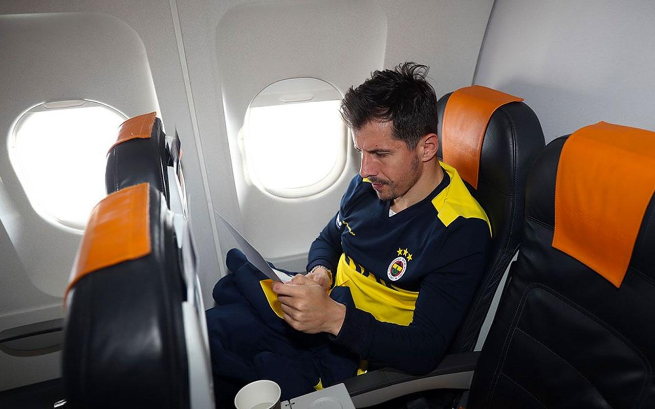 Fenerbahçeli futbolcuları duygulandıran mektup