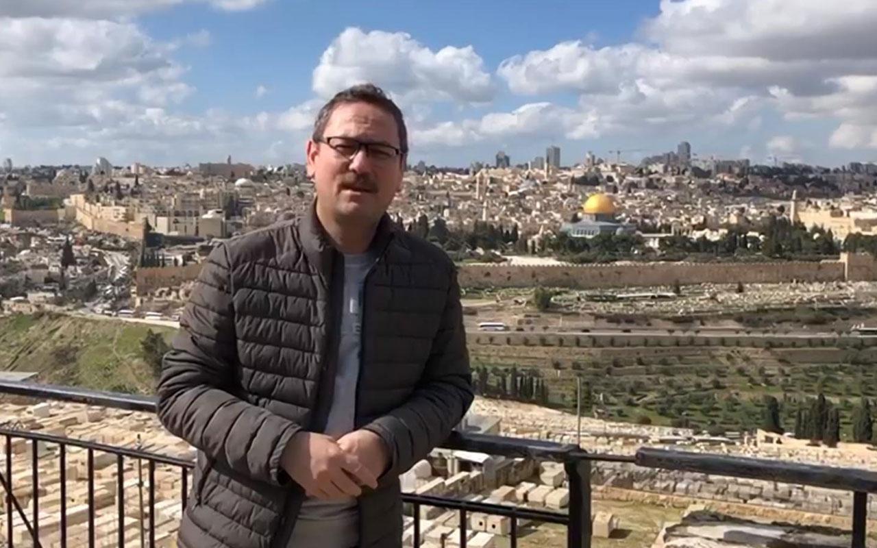 Başakşehir Belediye Başkanı Yasin Kartoğlu ve ailesine İsrail'de terbiyesizlik