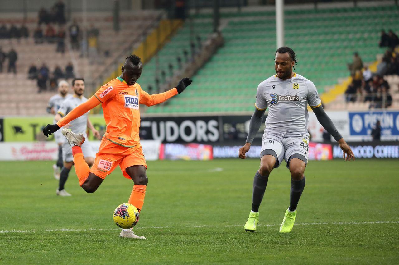 Alanyaspor Yeni Malatyaspor maçı golleri ve geniş özeti