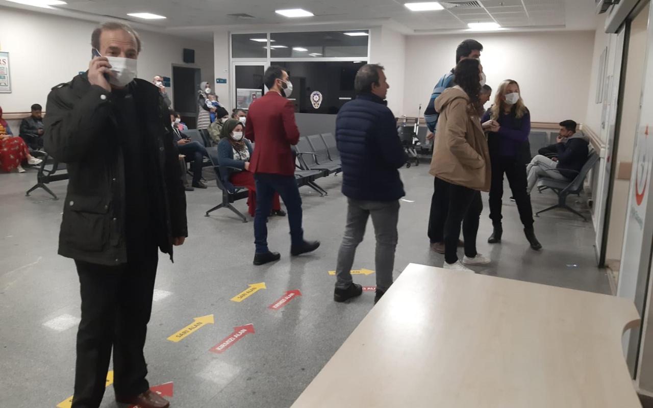 İzmir Torbalı'da hastaneye başvuran 2 Tayland vatandaşı taburcu edildi
